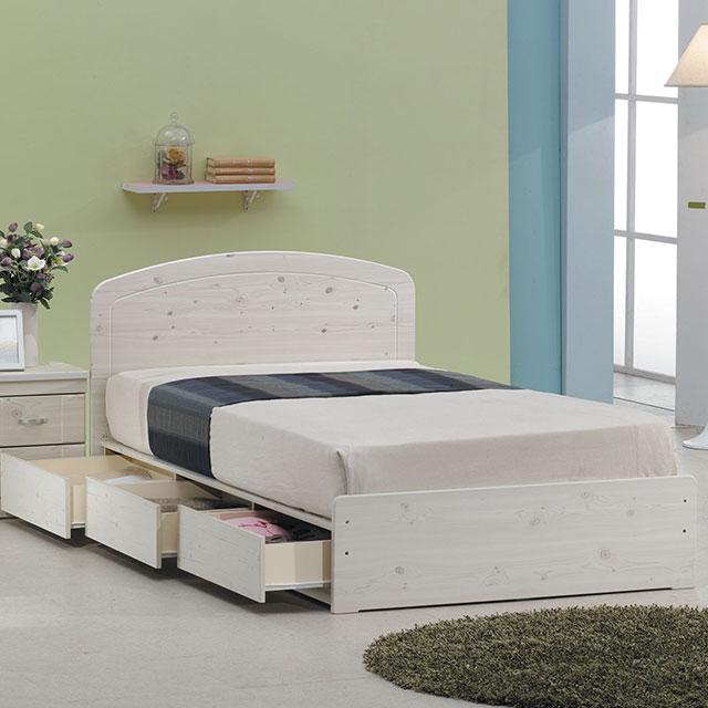 단비 수납형 슈퍼싱글 침대 프레임 GC1122-1