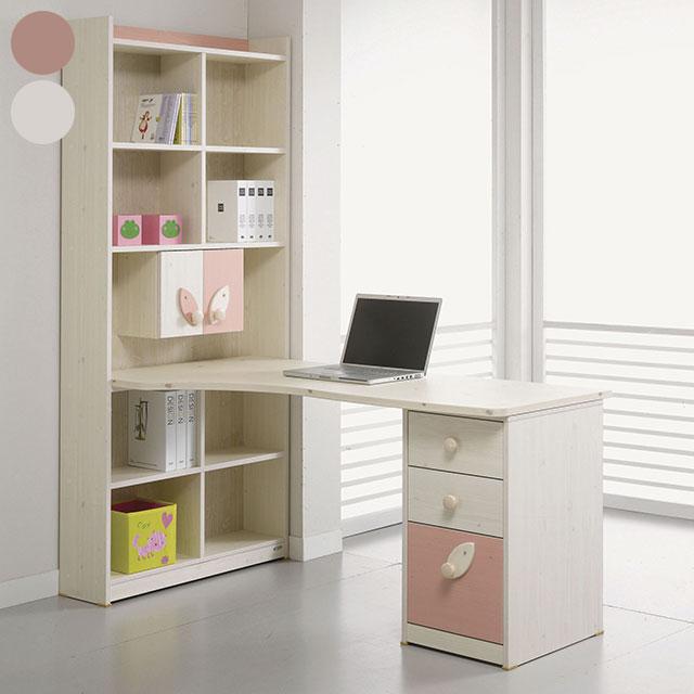 폴라 커브 H형 책상세트 GC320-6
