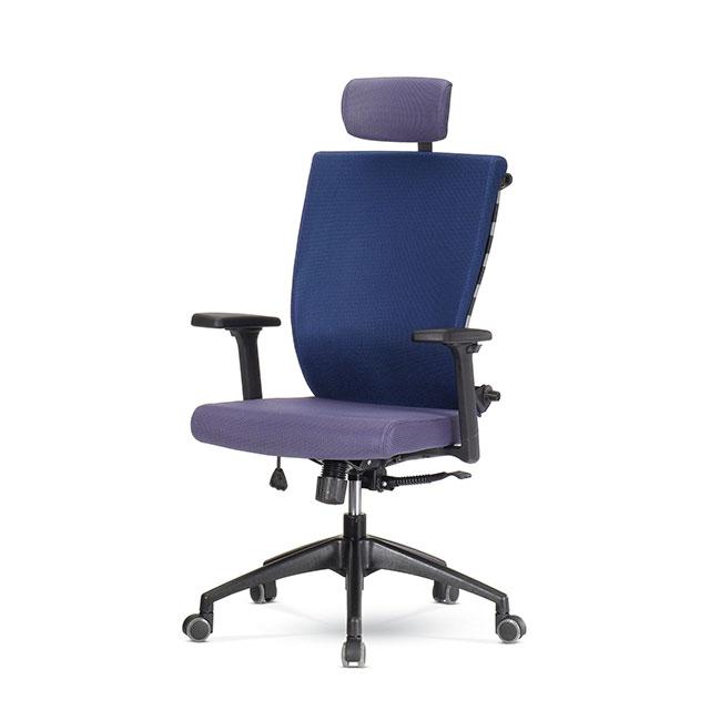 퍼플 B형 책상 의자 GC432-2