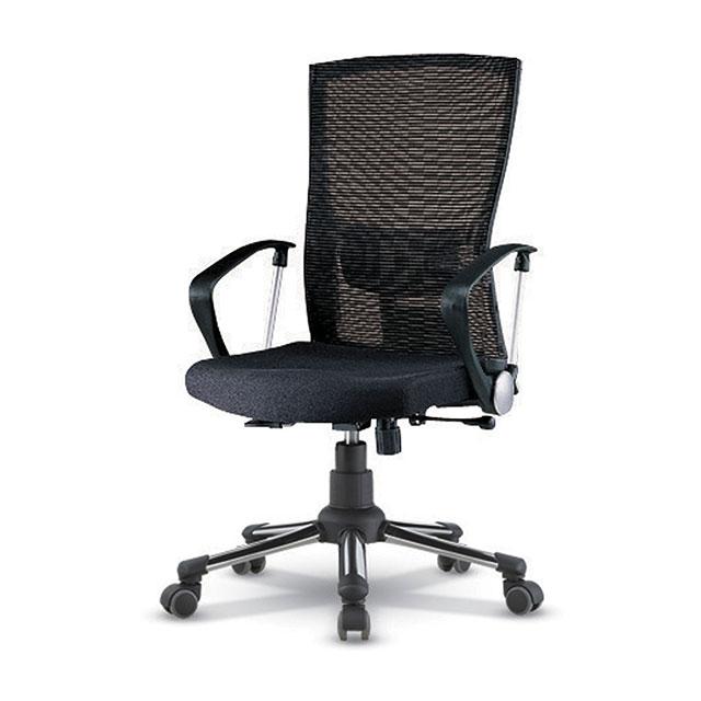 쿨링 중형 메쉬 책상 의자 GC432-6