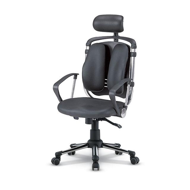 더블백 요추형 책상 의자 GC432-8