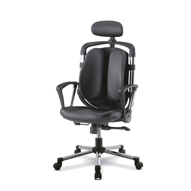 딜러 더블백 책상 의자 GC434-10