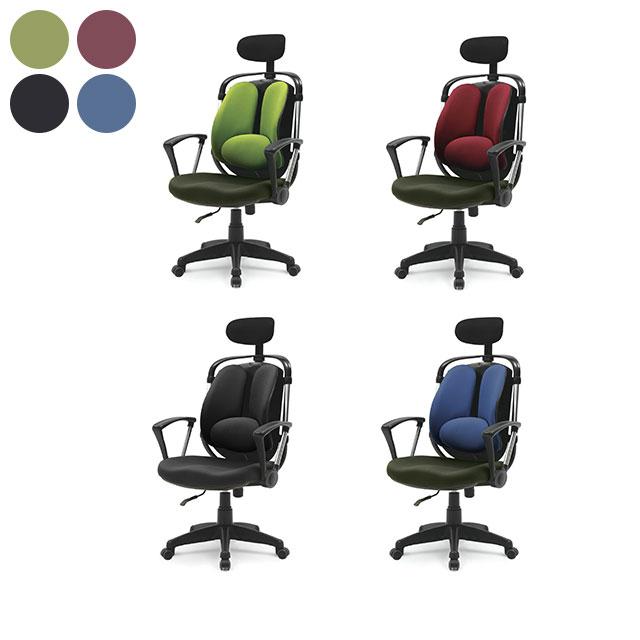 뉴딜러A 요추형 책상 의자 GC435-1