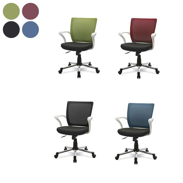 브이 W형  메쉬 책상 의자 GC439-5