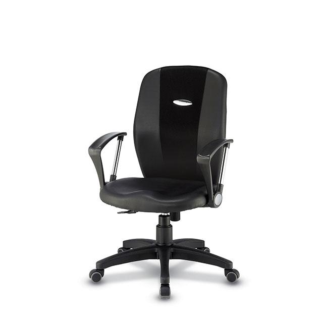 펠레 일반형 가죽 책상 의자 GC440-10