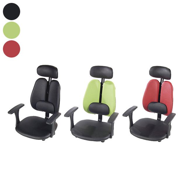 더블 요추형 좌식 의자 GC422-5