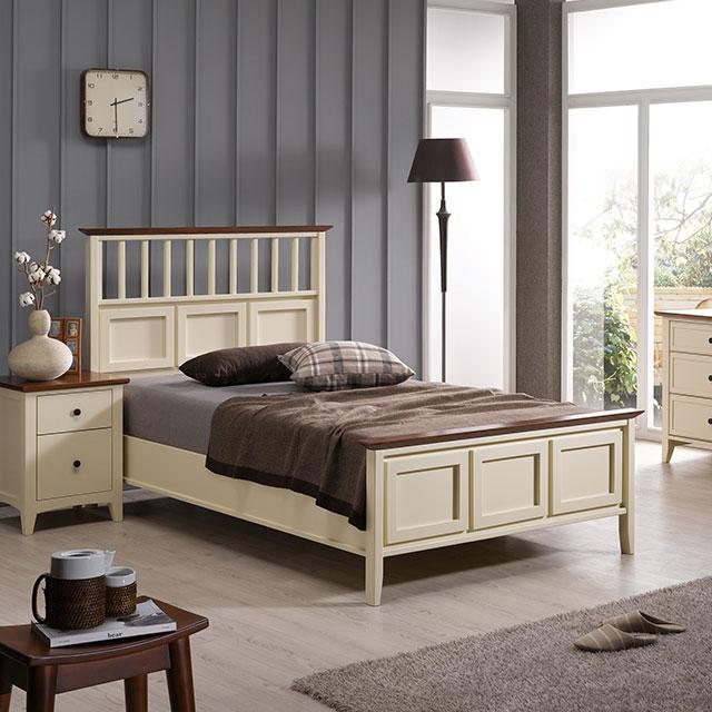 멜로 고무나무원목 슈퍼싱글 침대 GD824-1