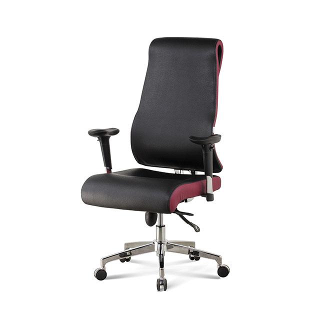 LF-001 가죽 모던 사무용 의자 (2컬러) GN495-1