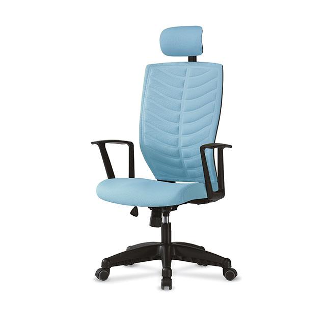 샤이 패브릭 경추형 사무용 의자 (4컬러) GN501-1