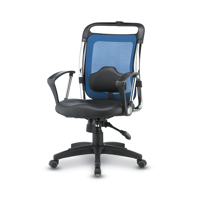 LF-544 모던 메쉬 요추형 사무용 의자 GN502-12