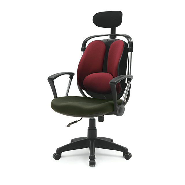 뉴로 패브릭 경추형 사무용 의자 (4컬러) GN502-1