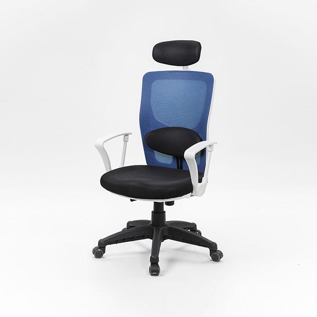 허니 메쉬 요추형 사무용 의자 (4컬러 GN504-5