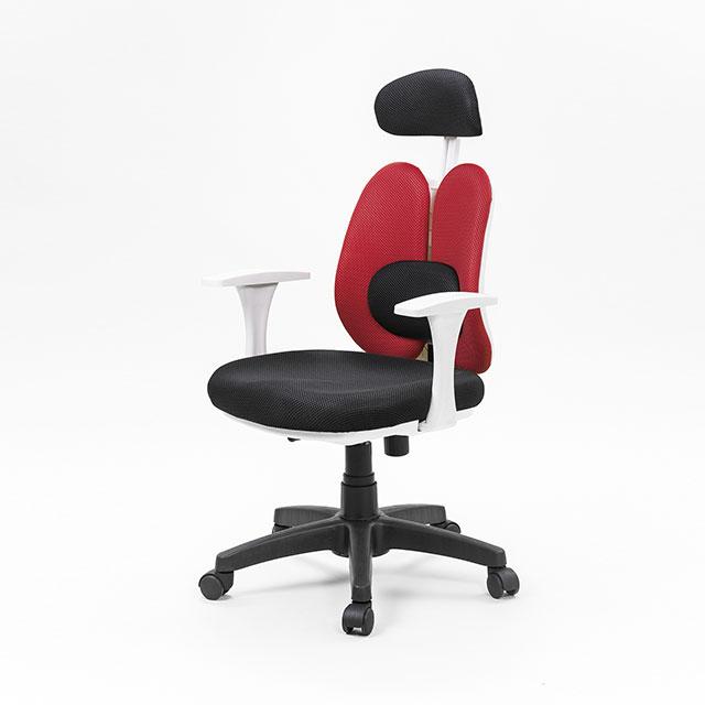 고든 모던 요추 학생 사무용 의자 (4컬러) GN508-1