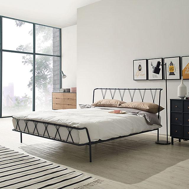 로아 퀸 침대 TE253-2
