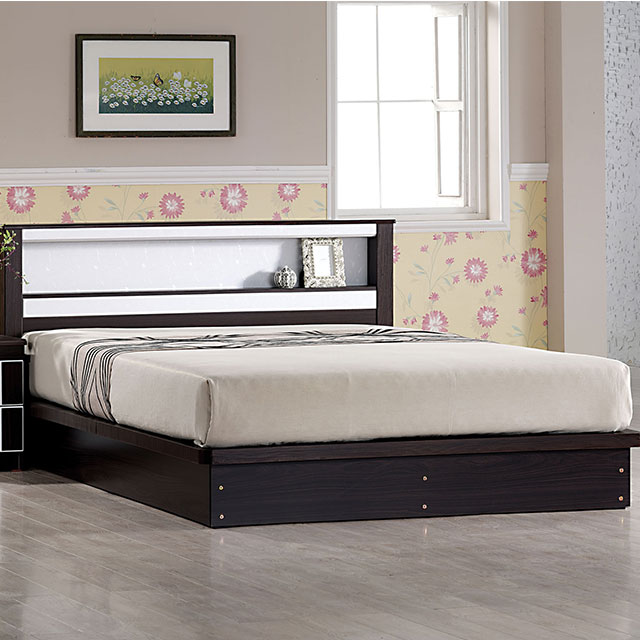 TO295-3 통깔판 퀸 침대 프레임