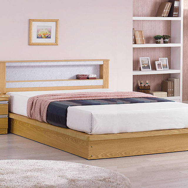 TO295-5 통깔판 퀸 침대 프레임